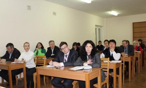 В администрации района состоялось аппаратное совещание с руководителями структурных подразделений